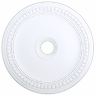 Livex 82076-03 Wingate White 30  Ceiling Medallion