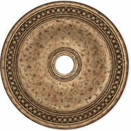 Livex 82076-36 Wingate Hand Applied European Bronze 30  Ceiling Medallion