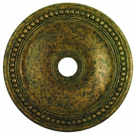 Livex 82076-71 Wingate Hand Applied Venetian Golden Bronze 30  Medallion