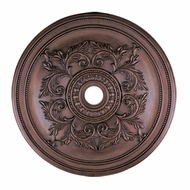 Livex 8211-58 Imperial Bronze 40.5  Medallion