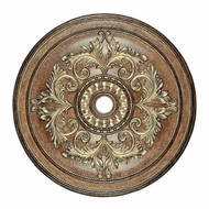 Livex 8228-57 Venetian Patina 48.5  Ceiling Medallion
