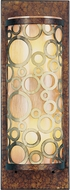 Livex 8684-64 Avalon Palacial Bronze with Gilded Accents Lighting Wall Sconce