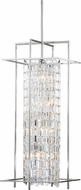 Matteo C47008CH Crystal Fiodo Chrome 20  Foyer Lighting