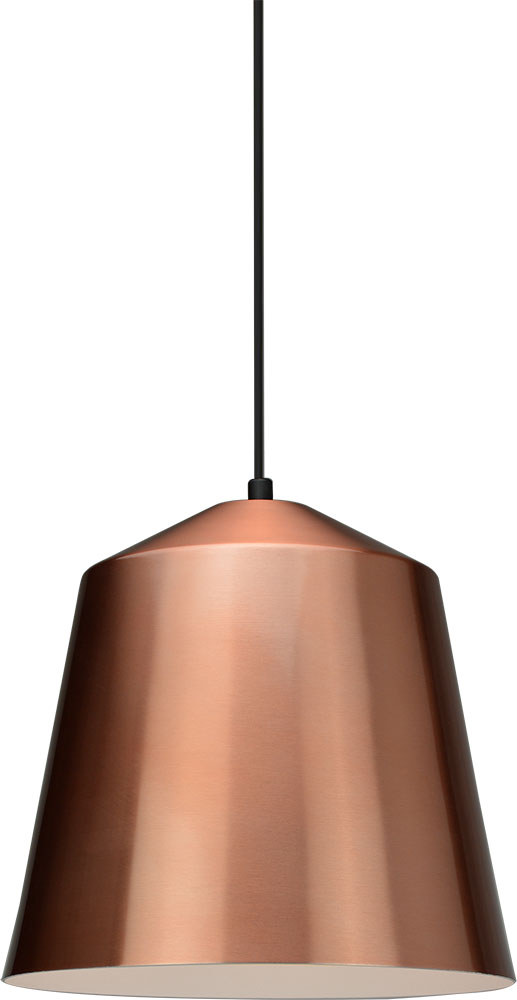 Beau Matteo C64002CP Encase Modern Copper Mini Pendant Lighting Fixture. Loading  Zoom