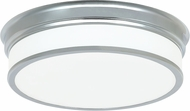 Matteo M15401CH Navo Contemporary Chrome LED Ceiling Lighting