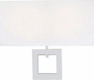 Matteo W55002CH Contemporary Chrome Wall Sconce Lighting