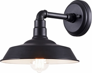 Matteo W58301DG Scacchi Dark Grey Wall Swing Arm Lamp