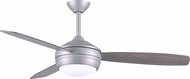 Matthews T24-BN-GAWA-52 T-24 Contemporary Brushed Nickel LED 52 Home Ceiling Fan