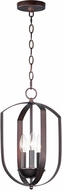 Maxim 10033OI Provident Oil Rubbed Bronze Foyer Lighting