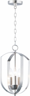 Maxim 10033SN Provident Satin Nickel Foyer Light Fixture