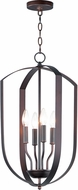 Maxim 10034OI Provident Oil Rubbed Bronze Foyer Lighting Fixture