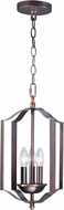 Maxim 10035OI Provident Oil Rubbed Bronze Foyer Lighting