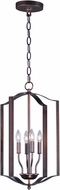 Maxim 10036OI Provident Oil Rubbed Bronze Foyer Lighting Fixture