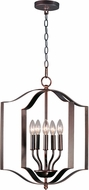 Maxim 10037OI Provident Oil Rubbed Bronze Foyer Lighting