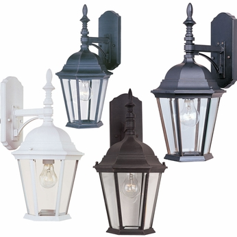 Maxim 1004 Westlake Traditional 19 Tall Exterior Sconce Lighting