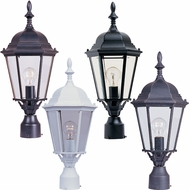 Maxim 1005 Westlake Traditional 9.5 Wide Outdoor Post Lamp