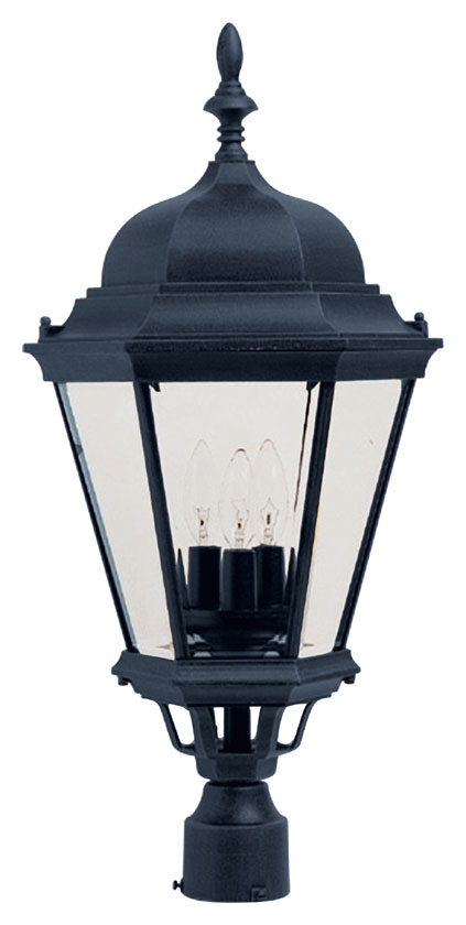 Maxim 1007bk Westlake Traditional Black 13 Quot Wide Outdoor
