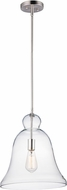Maxim 10097CLSN Annabelle Contemporary Satin Nickel Pendant Hanging Light