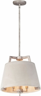 Maxim 10143GYDW Orson Transitional Driftwood Pendant Lighting