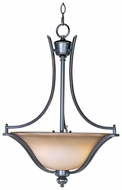 Maxim 10173WSOI Madera 3-light Oil-Rubbed Bronze Drop Ceiling Lighting Pendant