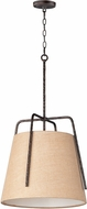 Maxim 10199BROI Pitchfork Contemporary Oil Rubbed Bronze Hanging Light Fixture