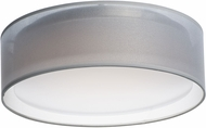 Maxim 10220WO Prime Modern LED 16  Ceiling Light Fixture