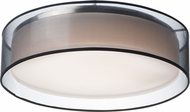 Maxim 10222BO Prime Contemporary LED 20  Flush Lighting