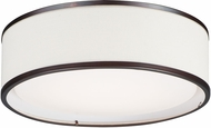 Maxim 10233OMOI Prime Modern Oil Rubbed Bronze LED 20  Ceiling Lighting Fixture