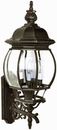 Maxim 1037RP Crown Hill Traditional Rust Patina Exterior 28.5 Wall Mounted Lamp