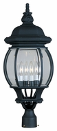 Maxim 1038 Crown Hill 11 Wide Exterior Post Lighting