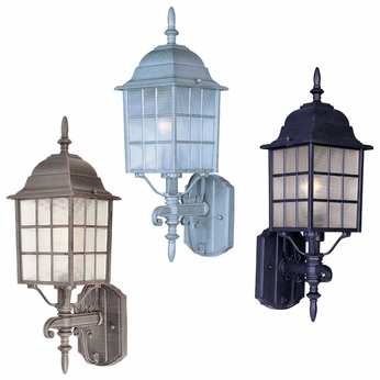 Maxim 1050 North Church Traditional 6 Wide Exterior Sconce Lighting