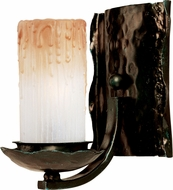 Maxim 10970WSOI Notre Dame Oil Rubbed Bronze Candle Wall Mounted Lamp