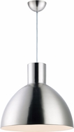 Maxim 11026SN Cora Modern Satin Nickel 20  Hanging Pendant Lighting