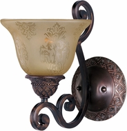 Maxim 11246SAOI Symphony Traditional Oil Rubbed Bronze Wall Lamp