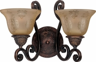 Maxim 11247SAOI Symphony Traditional Oil Rubbed Bronze Wall Lighting