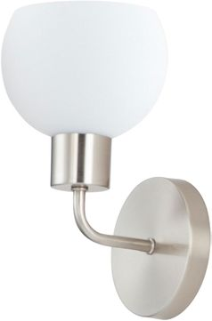 Maxim 11271SWSN Coraline Contemporary Satin Nickel Lamp Sconce