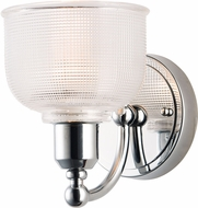 Maxim 11321CLPC Hollow Contemporary Polished Chrome Sconce Lighting