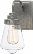 Maxim 11331CLWZ Cape Cod Weathered Zinc Lighting Wall Sconce