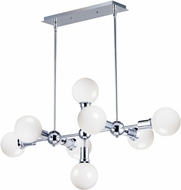 Maxim 11348PC Molecule Modern Polished Chrome Island Light Fixture