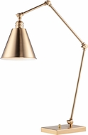 Maxim 12226HR Library Contemporary Heritage Desk Lamp