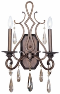 Maxim 14309HR Chic Traditional 2-light Candle Sconce