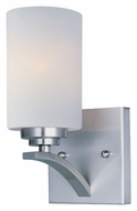 Maxim 20030SWSN Deven Transitional Satin Nickel Wall Sconce Lighting Fixture