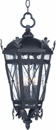 Maxim 20459CDAT Canterbury DC Traditional Artesian Bronze Exterior Hanging Light
