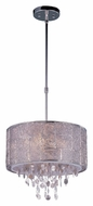 Maxim 21564TWPN Allure Small 16 Inch Diameter Contemporary Pendant Hanging Lamp