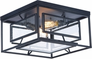 Maxim 21670CDBK Era Contemporary Black Ceiling Light Fixture