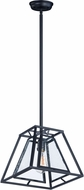 Maxim 21673CDBK Era Contemporary Black Foyer Lighting