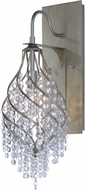 Maxim 22001BCGS Twirl Golden Silver Sconce Lighting