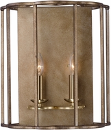 Maxim 24732BZF Helix Modern Bronze Fusion Wall Sconce Lighting