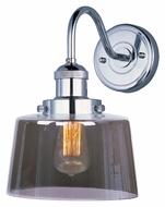 Maxim 25089MSK Mini Hi-Bay Vintage Style 11 Inch Tall Wall Sconce With Finish Options