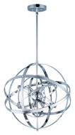 Maxim 25130PC Sputnik Small 19 Inch Diameter Polished Chrome Modern Pendant Lighting